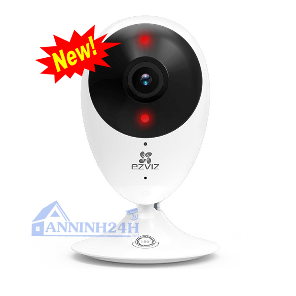 Camera IP hồng ngoại không dây 2.0 Megapixel EZVIZ CS-CV206-A0-1B2W2FR