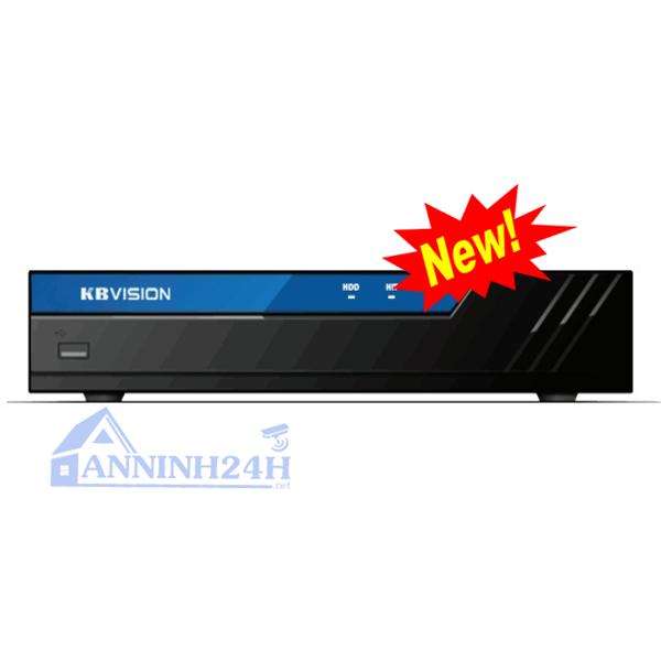 Đầu ghi hình 4 kênh 5 in 1 KBVISION KR-9000-4-1DR