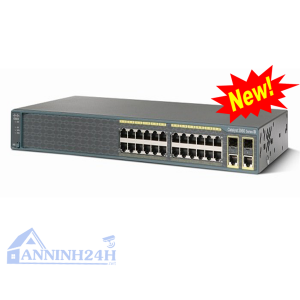 Switch CISCO Catalyst 2960 WS-C2960-48TC-S