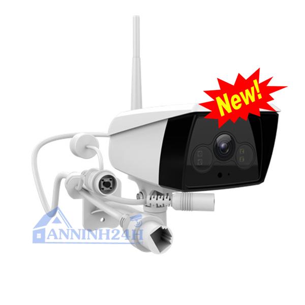 Camera IP hồng ngoại không dây 3.0 Megapixel EBITCAM EBO2