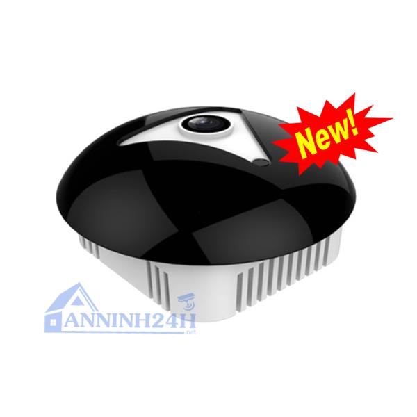 Camera IP Fisheye hồng ngoại không dây 5.0 Megapixel EBITCAM EBF2