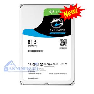 Ổ cứng chuyên dụng 8TB SEAGATE SKYHAWK ST8000VX0022