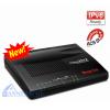 Chức năng: Firewall, VPN server, Load balancing. - Hỗ trợ 1 cổng WAN bằng slot SFP (cắm module quang 155Mbps) quang trực tiếp.