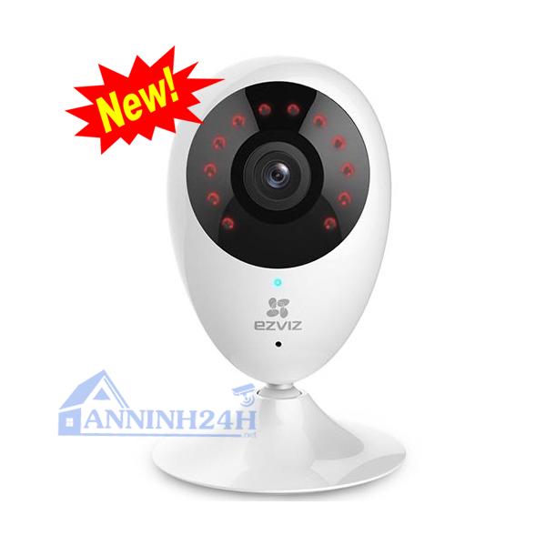 Camera IP hồng ngoại không dây 1.0 Megapixel EZVIZ CS-CV206
