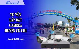 Cổng chào huyện củ chi