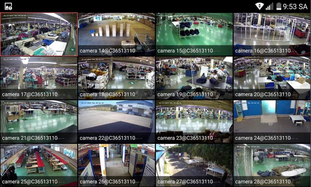 Lắp đặt camera huyện Cần Giờ