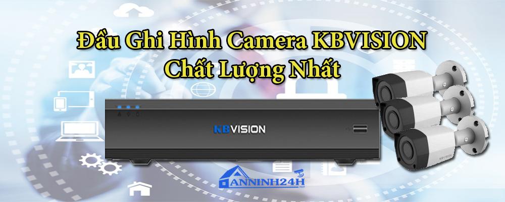 Đầu ghi hình camera Kbvision
