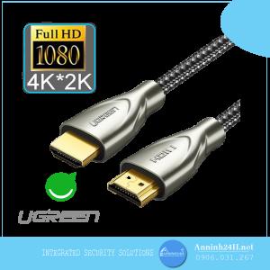 Cáp HDMI 2.0 4K60Hz Ultra HD 2 mét Ugreen 50108