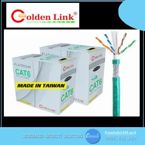 Cáp mạng Golden Link SFTP Cat 6e