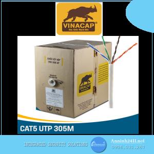 Cáp mạng VINACAP Cat6 UTP